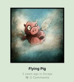 Flying Pig                                                                                                                                                                                 More