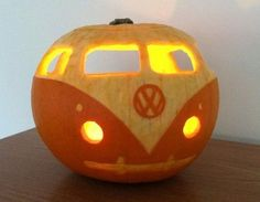 Volkswagon Bus!! | Pumpkin Love:Fall Feature, Adore Your Place - Interior Design Blog