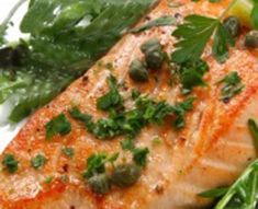 When looking for healthy meal ideas fish and seafood are among the best choices. This fish recipe designed for the Dash Diet offers a delicious taste with a hint of sweetness from maple syrup.