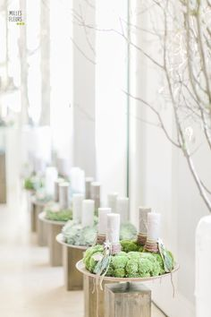 Advent Event by Milles Fleurs Foto Anja Schneemann @anjasweddingpic…