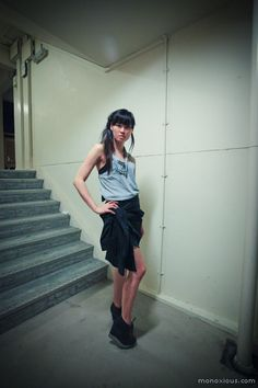 DIY Clothes Tutorial: Shirt to skirt. [DIY Fashion]