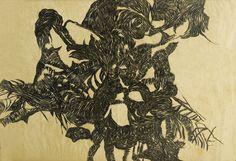 Lajos Vajda (1908-1941) Hungary Hungary, Les Oeuvres, Illustration, Drawings, Artist, Illustrations