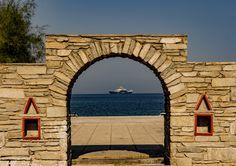 Thasos ferry