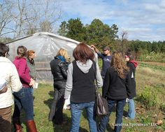 Austin is excited to give you a tour of BoxCarr Farms on the Piedmont Farm Tour!