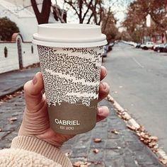Location: Melbourne, Australia 🇦🇺 Cafe: @gabrielfitzroy Take Away Coffee Cup, Coffee Cups, Melbourne Australia, Travel Mug, Mugs, Tableware, Instagram, Coffee Mugs, Dinnerware