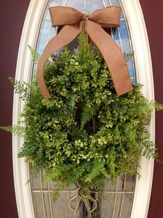 Spring Wreath Summer Wreath Grapevine by AnExtraordinaryGift~❤
