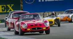 Rolex Monterey Motorsports Reunion in pictures | Classic Driver Magazine