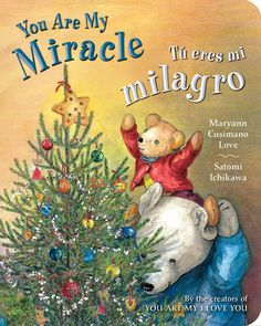 Now in both Spanish and English from the creators of You Are My I Love You, a traditional and heartwarming Christmas book for new mothers, fathers, and their little miracles of joy. Perfect for stocking-stuffers.