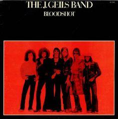 J. Geils Band Album Covers   The J. Geils Band - Bloodshot