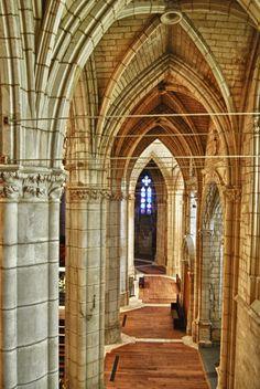 Catedral de Santa María de Vitoria Gasteiz by Javier Sanz on 500px