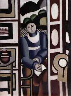 Fernand Leger...  Discover the coolest shows in New York at www.artexperience...