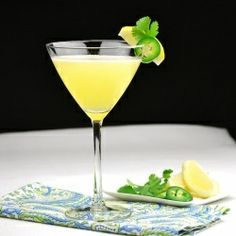 Red Hot Chili Pineapple Margarita inspired by #Coachella2013! Get the recipe at: www.nerdfriday.co...  #recipe #recipes