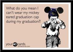 Disney e card @ Amanda Rufo and Jenn Picciotti . Disney Jokes, Disney Sayings, Disney Pins, Disney Disney, Disney Stuff, Senior Quotes, What Do You Mean, All I Ever Wanted, Disney And More
