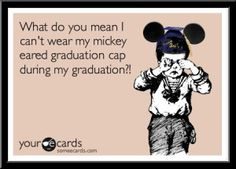Congratulations to the Class of 2013! #mickeyears #disney #wdwforallseasons