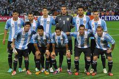 Equipo de Argentina en el mundial