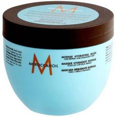 Moroccan Oil Intense Hydrating Mask.