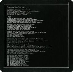 Animals lyrics side B
