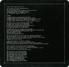 Animals lyrics side B