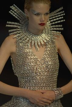Paco Rabanne Fall 1997 Couture