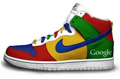 Google sneakers: The pair of shoes every SEO and search engine geek should have! | ZDNet