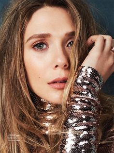 Atelier Management - News - Styling by Anna Katsanis for Glamour Mexico with Elizabeth Olsen