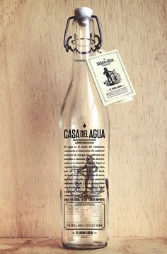 """Casa del Agua - """"Casa del Agua is an artesian bottled water boutique based in Mexico City. Water is the center piece of any ecosystem, making better water is making a better us. Water is the main conductor of energy, its molecules are sensitive to human intention. Our water is collected, filtered and purified on site, that´s why we called it local water. We stimulate water with our basic values: love, gratitude, and respect, therefore it reaches its highest potential. Simple and clear. """""""