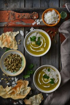 Roasted Sweet Potato Soup with Coconut and Cardamom