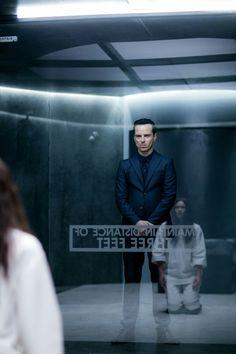 Moriarty and Eurus, Sherlock Season 4. I WILL GO DOWN WITH THIS SHIP
