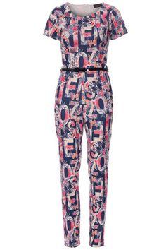 bfc2767dd30 TRENDY ALPHA FLORAL PRINT SCUBA JUMPSUIT – IKESHIA BOUTIQUE Printed Jumpsuit