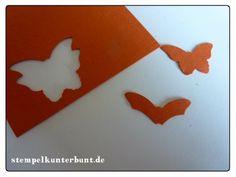 Fledermaus, Bild 2, gebastelt mit Produkten von Stampin`Up!