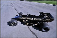 Mecum Auction spotlight: 1984 F1 JPS Lotus Type 95T