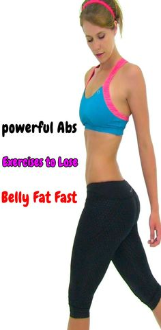 sports shoes b1552 59f06 6 powerful Abs Exercises to Lose Belly Fat Fast