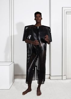 Martijn Van Strien Launches Experimental Fashion Label With Laser-cut Garments | Decor 10 Creative Home Design