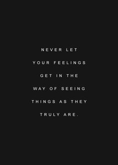 Don't be fooled.  See the situation for what it is.  You'll end up constantly hurt if you don't.