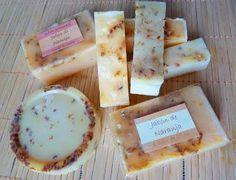 Jabones de glicerina - Naranja y Caléndula - Paperblog