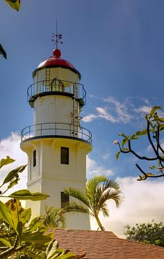 Diamond Head Lighthouse - Honolulu