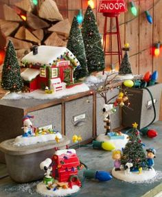 Department 56 Classic Brands Peanuts Christmas Village For more information… Snoopy Christmas Decorations, Disney Christmas Crafts, Christmas Town, Christmas Villages, A Christmas Story, All Things Christmas, Christmas Holidays, Christmas Ideas, Hallmark Christmas