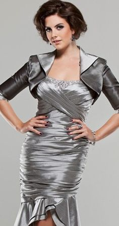 856f5b76934 Taffeta pleated kick skirt set with diamante detail