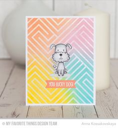 My Favorite Things - FOUR-LEGGED FRIENDS - Stamp Set Four legs, fur, forever your friend – this quartet is essential for animal lovers and people that love anim