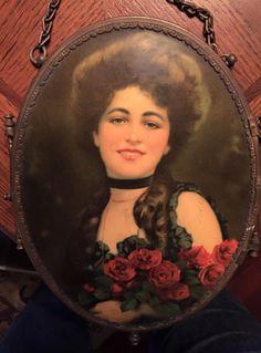 Evelyn Nesbit - mirror