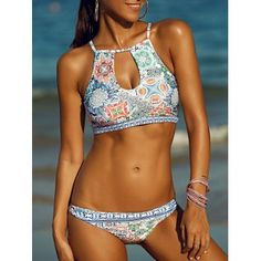 SHARE & Get it FREE | Print Keyhole Cutout BikiniFor Fashion Lovers only:80,000+ Items·FREE SHIPPING Join Dresslily: Get YOUR $50 NOW!