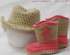 Vaquero Crochet patrones. Incluye patrones para por TheLovelyCrow