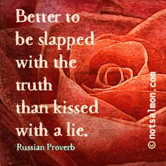 Reflexiones: truth...