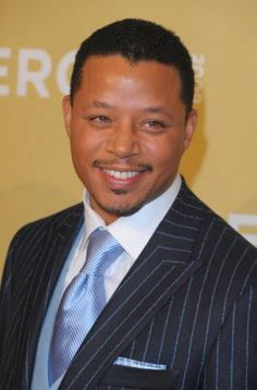 Terrance Howard, Actor- (African American and Caucasian)