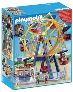 Playmobil Summer Fun 5552 Reuzenrad met lichtjes - Artikeldetail