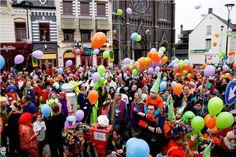 Carnaval in Tilburg (De Heuvel)