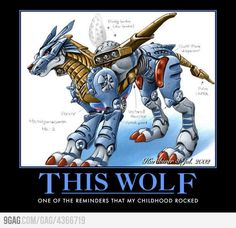 I miss you Digimon...
