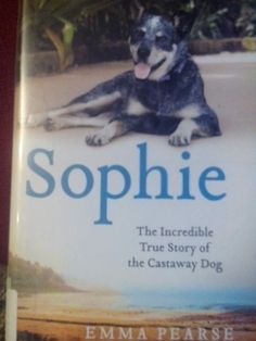 For all you dog lovers. A must read. I just finished.