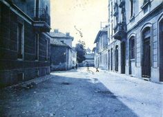Niguarda, Via Giuseppe Mazzini a Niguarda nei primi anni 20 appena prima dell'annessione a Milano | da Milàn l'era inscì