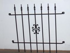 wrought iron grill designs for windows - Google Search